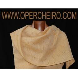 Chal dorado+crema ref.060/2+063/3 diseño 7