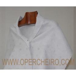Fular gris perla 061/2 diseño 6