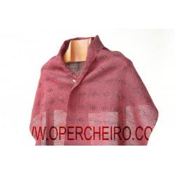 Fular vermello+negro 065+064/2 diseño 6