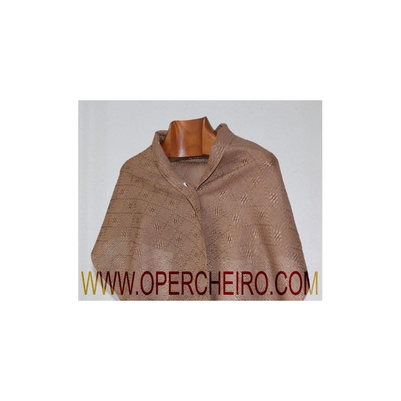 Fular marrón 069+068 diseño 6