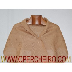 Fular marrón noz 069 diseño 6