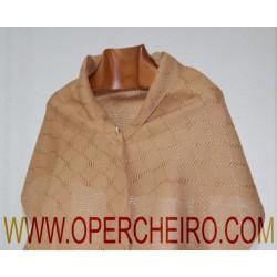Fular marrón noz 069 diseño 7