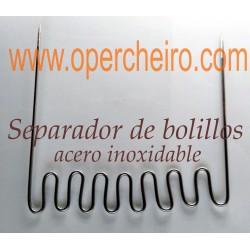 16 Separador de bolillos
