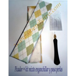 01 Caja regalo picador + kit