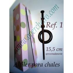 12 Caja regalo pasador Ref 1
