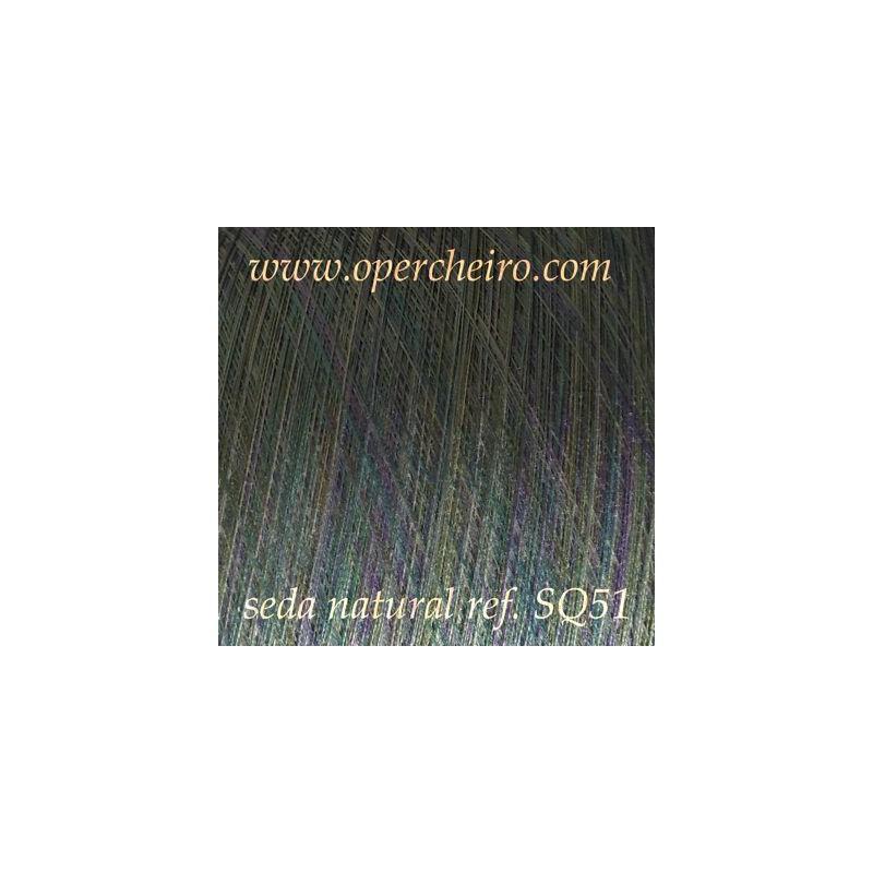 SQ51 seda natural multicolor
