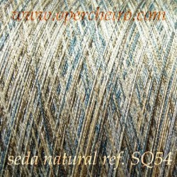 SQ54 seda natural multicolor
