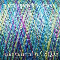 SQ55 seda natural multicolor