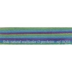 SQ55 seda natural multicolor