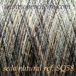 SQ58 seda natural multicolor