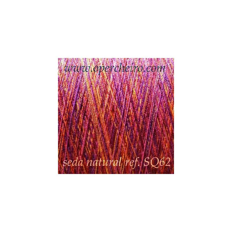SQ62 seda natural multicolor