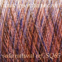 SQ65 seda natural multicolor