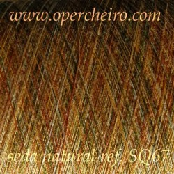 SQ67 seda natural multicolor