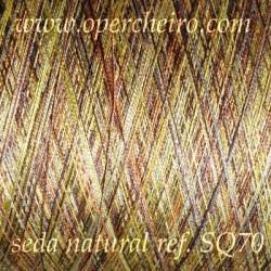 SQ70 seda natural multicolor