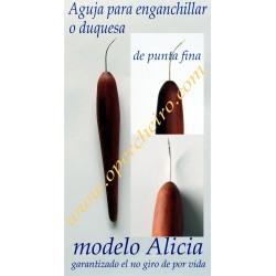 Aguja Duquesa modelo Alicia