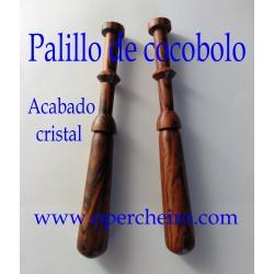 Palillo de cocobolo