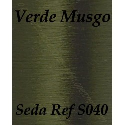 Seda S040 VERDE MUSGO