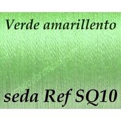 Seda SQ10 VERDE AMARILLENTO