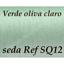 Seda SQ12 VERDE OLIVA CLARO