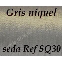 Seda SQ30 GRIS NÍQUEL