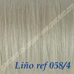Ref 058/4 Liño Crudo