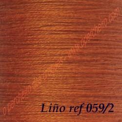 Ref 059/2 Liño Laranxa