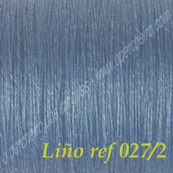 Ref 027/2 Liño Azul