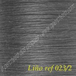 Ref 023/2 Liño Gris aceiro