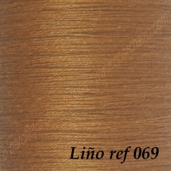 Ref 069 Liño Marrón noz