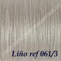 Ref 061/3 Liño Gris Perla