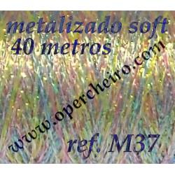 Ref. M37 - Metalizado...