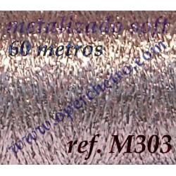 Ref. M303 - Metalizado Rosa...