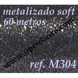 Ref. M304 - Metalizado Negro