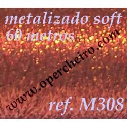 Ref. M308 - Metalizado Naranja