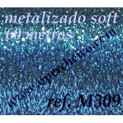 Ref. M309 - Metalizado Azul