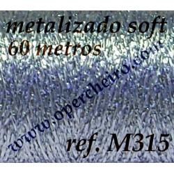 Ref. M315 - Metalizado Azul...