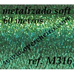 Ref. M316 - Metalizado Verde