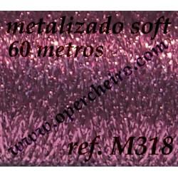 Ref. M318 - Metalizado Fresa