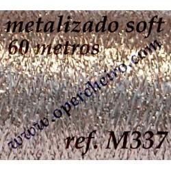 Ref. M337 - Metalizado Beige