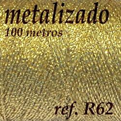 Ref. R62 - Metalizado Dorado