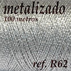Ref. R62 - Metalizado Plateado