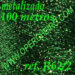 Ref. R62-2 Metalizado Verde
