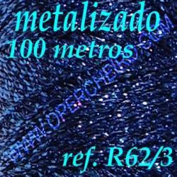Ref. R62-3 Metalizado Azul