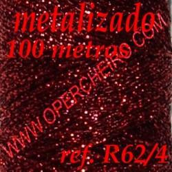 Ref. R62-4 Metalizado Vermello