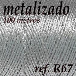 Ref. R67 - Metalizado Plateado