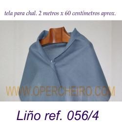 Tela para chal azul ref 056/4