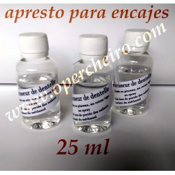 Apresto encajes 25 ml