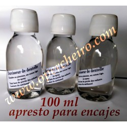 Apresto encajes 100 ml