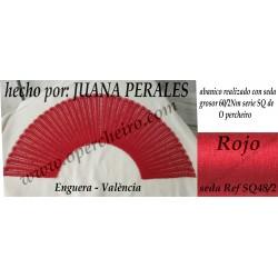 Abanico en seda de Juana...