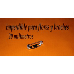 Imperdible 20 mm para...